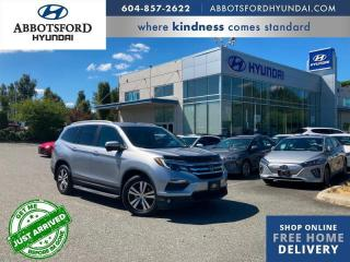 Used 2016 Honda Pilot EX-L - Sunroof -  Leather Seats - $209 B/W for sale in Abbotsford, BC