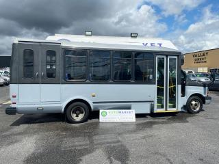 Used 2014 Chevrolet Express G4500 20 PASS. BUS W/WHEELCHAIR LIFT! LIKE NEW! INSPECTED & CERTIFIED! READY TO GO! for sale in Langley, BC