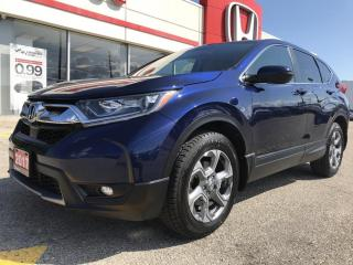 Used 2017 Honda CR-V EX for sale in Simcoe, ON