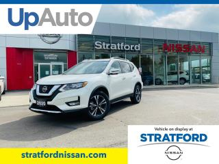 New 2020 Nissan Rogue SV AWD for sale in Stratford, ON