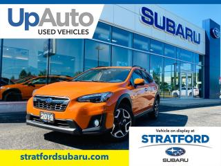 Used 2019 Subaru XV Crosstrek Limited for sale in Stratford, ON