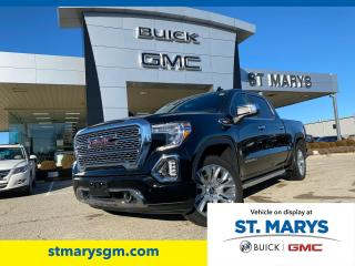 New 2020 GMC Sierra 1500 Denali for sale in St. Marys, ON