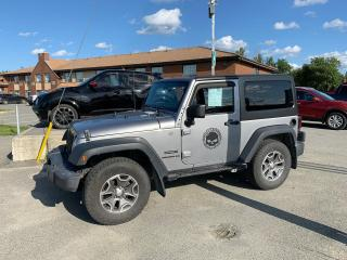 Used 2014 Jeep Wrangler SPORT for sale in Val-d'Or, QC