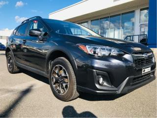Used 2019 Subaru XV Crosstrek Touring Manual,bluetooth,camera de recul for sale in Lévis, QC