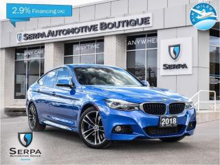 Used 2018 BMW 340 Gran Turismo i xDrive for sale in Aurora, ON
