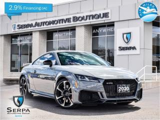 Used 2020 Audi TT RS 2.5T for sale in Aurora, ON