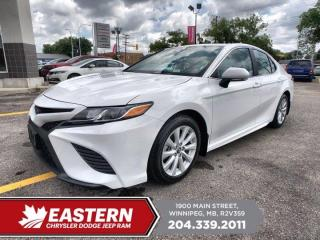 Used 2019 Toyota Camry | 1 Owner | No Accidents | for sale in Winnipeg, MB