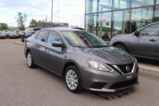 Used 2016 Nissan Sentra SENTRA SV AUTOMATIQUE BAS PRIX ET BAS KM for sale in Lévis, QC
