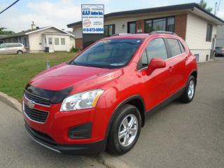 Used 2014 Chevrolet Trax LT for sale in Ancienne Lorette, QC