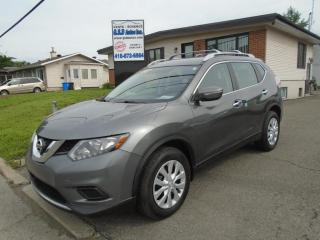 Used 2014 Nissan Rogue for sale in Ancienne Lorette, QC