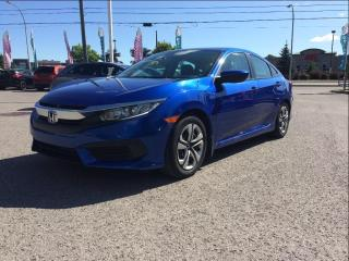 Used 2016 Honda Civic LX, Manuelle, BAS  KM, 1 PROPRIO WOW for sale in Gatineau, QC