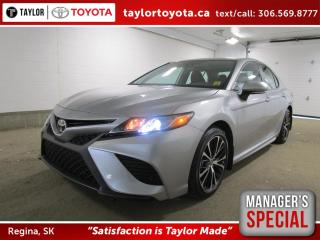 New 2020 Toyota Camry SE Save $1500 for sale in Regina, SK