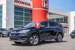 Used 2018 Honda CR-V LX 4WD 02780A  NOIR for sale in Terrebonne, QC