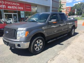 Used 2010 Ford F-150 4WD Super Crew 157'' WB for sale in Longueuil, QC
