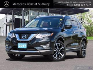 Used 2017 Nissan Rogue SL Platinum for sale in Sudbury, ON