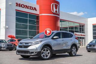 Used 2018 Honda CR-V EX  4WD 02221A ARGENT for sale in Terrebonne, QC