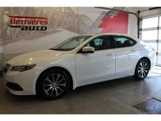 Used 2016 Acura TLX Tech for sale in Lévis, QC