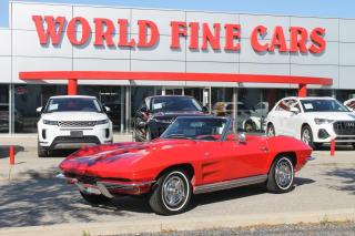 Used 1964 Chevrolet Corvette StingRay | 4-Speed | 327 Small Block for sale in Etobicoke, ON