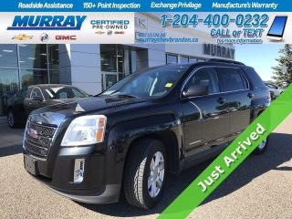 Used 2013 GMC Terrain *Heated Leather Seats*Remote Start* Backup Cam* for sale in Brandon, MB