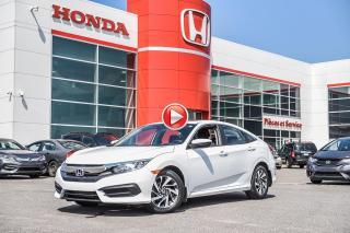 Used 2016 Honda Civic EX Z2173   BLANC for sale in Terrebonne, QC