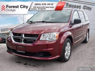Used 2017 Dodge Grand Caravan CVP | POWER GROUP | NEW TIRES for sale in London, ON