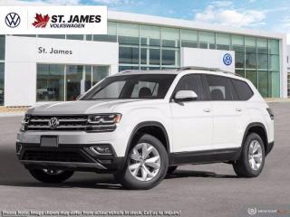 New 2019 Volkswagen Atlas HIGHLINE for sale in Winnipeg, MB