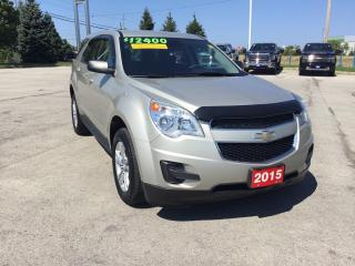 Used 2015 Chevrolet Equinox LS ONE OWNER BOUGHT HERE for sale in Grimsby, ON
