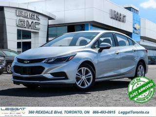 Used 2018 Chevrolet Cruze LT  - Bluetooth -  Heated Seats for sale in Etobicoke, ON
