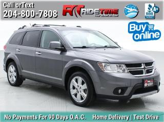Used 2013 Dodge Journey R/T for sale in Winnipeg, MB