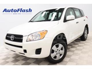 Used 2010 Toyota RAV4 FWD 2.5L 4-CYL *CRUISE *A/C *80 000 KM!!!! for sale in St-Hubert, QC