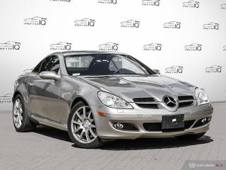 Used 2006 Mercedes-Benz SLK for sale in Barrie, ON