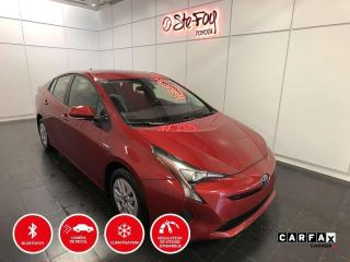 Used 2017 Toyota Prius BASE - SIÈGES CHAUFFANTS for sale in Québec, QC
