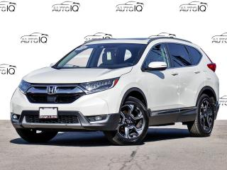Used 2017 Honda CR-V Touring for sale in Hamilton, ON
