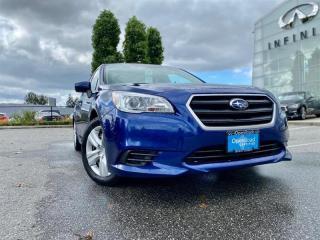 Used 2016 Subaru Legacy Sedan 2.5i at for sale in Langley, BC