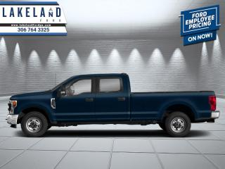 New 2020 Ford F-250 Super Duty 4X4 CREW CAB PICKUP/  - $441 B/W for sale in Prince Albert, SK