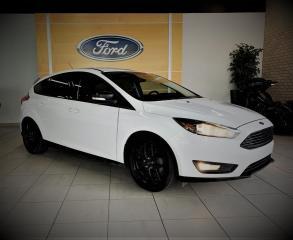 Used 2015 Ford Focus SE/SPORT - HATCHBACK - CAMERA for sale in Drummondville, QC
