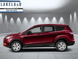 Used 2016 Ford Escape SE  - Bluetooth -  SiriusXM -  Heated Seats for sale in Prince Albert, SK