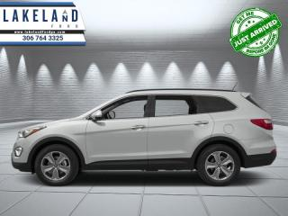 Used 2014 Hyundai Santa Fe XL Limited  - Sunroof -  Navigation for sale in Prince Albert, SK