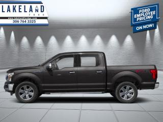 New 2020 Ford F-150 Lariat  - Leather Seats -  Cooled Seats for sale in Prince Albert, SK