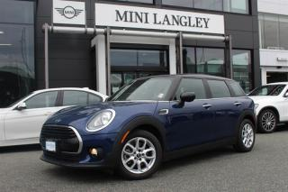 Used 2016 MINI Cooper Clubman for sale in Langley, BC