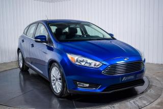 Used 2018 Ford Focus TITANIUM CUIR TOIT MAGS for sale in St-Hubert, QC