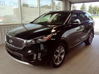 Used 2016 Kia Sorento SX V6 AWD - INTERIEUR CUIR - NAV - 7 PASS for sale in Ste-Julie, QC
