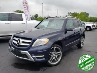 Used 2013 Mercedes-Benz GLK-Class CLEAN HISTORY | HEATED SEATS for sale in Burlington, ON