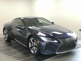 Used 2018 Lexus LC 500 for sale in Port Moody, BC