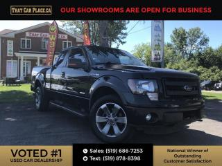Used 2013 Ford F-150 FX4 for sale in London, ON