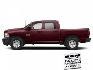 New 2020 RAM 1500 Classic Express  - HEMI V8 - $248 B/W for sale in Meadow Lake, SK