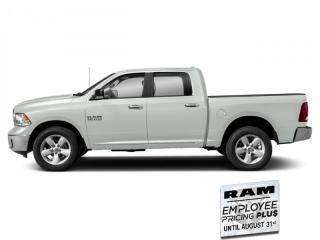 New 2020 RAM 1500 Classic Warlock  - HEMI V8 - Luxury Group - $244 B/W for sale in Meadow Lake, SK
