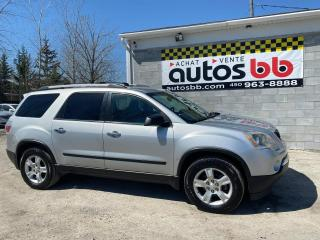 Used 2010 GMC Acadia for sale in Laval, QC