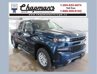 New 2020 Chevrolet Silverado 1500 RST Remote Start, Heated Seats, HD Backup Camera for sale in Killarney, MB
