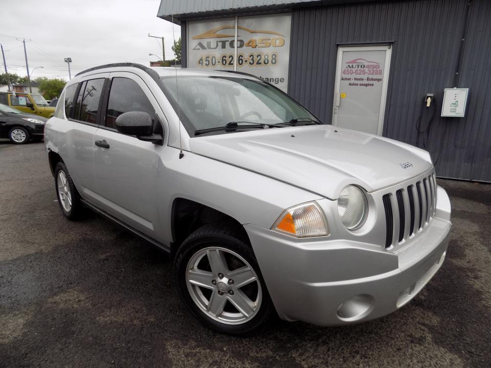 used 2007 jeep compass awd,automatique,mags for sale in longueuil, quebec carpages.ca